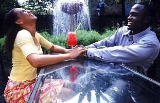 black couple soul mates