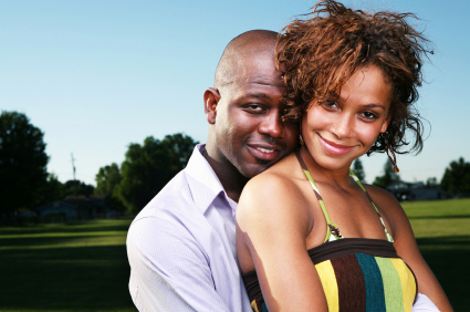black-young-couple
