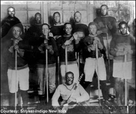 Africville SeaSides-Black Hockey