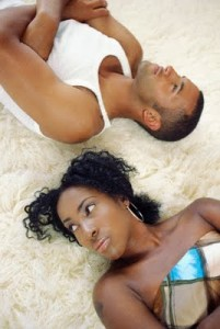 Black Couple who is Incompatible