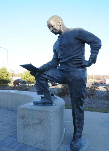 Jack-Trice-Statue