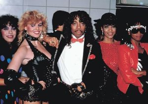 Rick James and The Mary Jane Girls