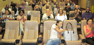 San Francisco Black Film Festival Crowd