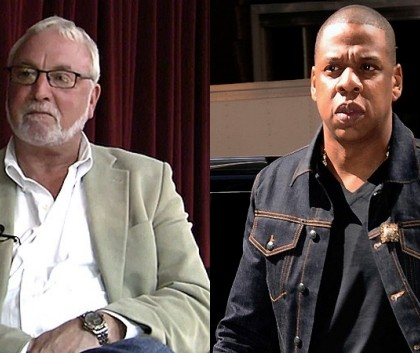 Phil Mushnick vs. Jay-Z