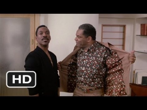 john witherspoon and eddie murphy in Boomerang