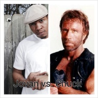 I Will Beat Chuck Norris Ass and Any 70 Year Old Man Who Want's It