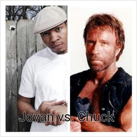 Jovan Bibbs vs. Chuck Norris