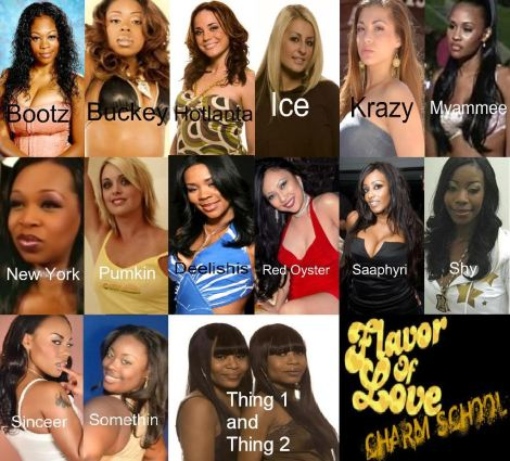 Flavor of Love Girls