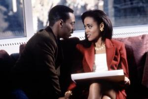 Eddie Murphy and Robin Givens-Boomerang