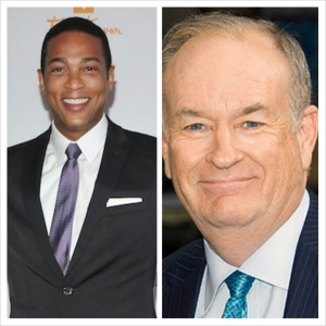 Bill O'Reilly and Don lemon