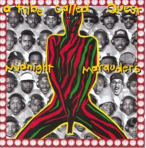 A Tribe Called Quest- Midnight Maurders