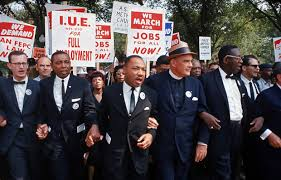 March on Washington MLK